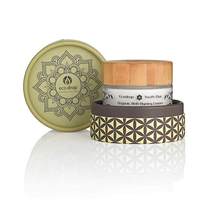 Organic Anti Ageing Cream