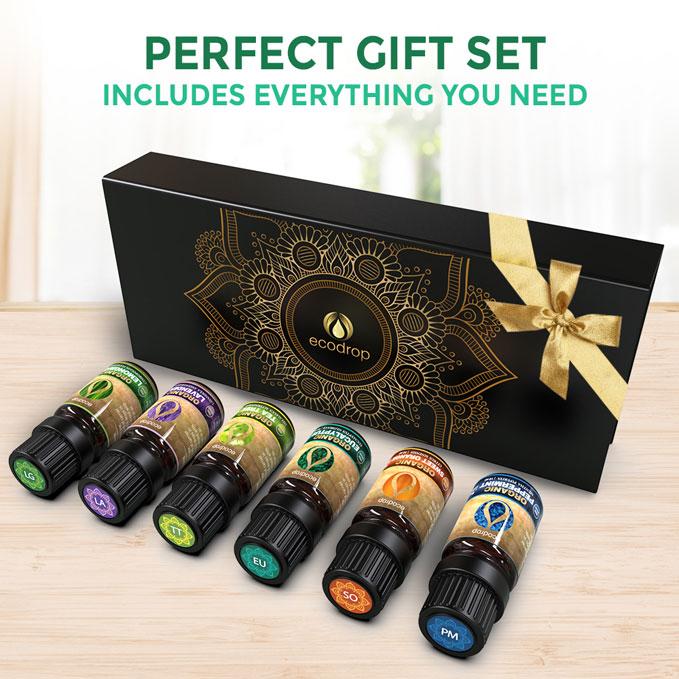 Essential Oil Set Gift
